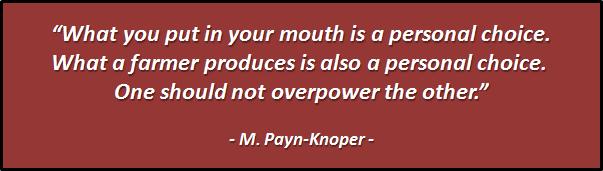 knoper quote